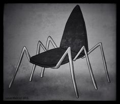 Scorpion Chair – Concept