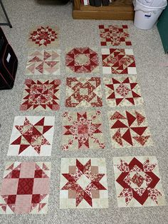 Sampler Quilts, Scrappy Quilts, Quilting, Creative Crafts, Quilt Blocks, Patches, Fabric, Tejido, Tela