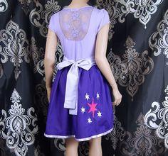 My Little Pony Twilight Sparkle Summer Dress Cosplay by mtcoffinz, $75.00