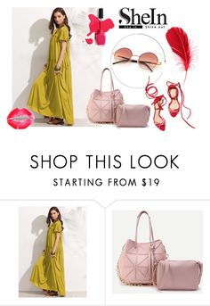 """""""shein 8/VI"""" by obsessedwithnicestuff ❤ liked on Polyvore"""
