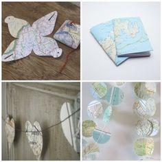 Cute Decor Ideas- love the hearts