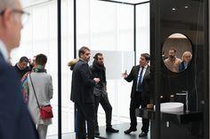 Infinitas posibilidades del porcelánico de gran formato XLIGHT de URBATEK en la XXIV Muestra Internacional de #Arquitectura Global & #Diseño Interior de #PORCELANOSA Grupo. - #PorcelanosaExhibition #Design #Interiorism #Architecture #Interiorismo #Tiles #porcelain #porcelánico #Crafts #Ceramic #Floor #Wall #Decor #Marble #Black #Polished