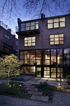 Claremont Residence - modern - exterior - boston - by Stern McCafferty