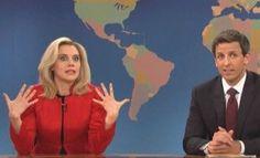On SNL, 'Ann Romney' Shares Advice For Her Husband's GOP Critics