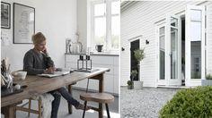 Attefallshus – så inreder stylisten Pella Hedeby sitt drömhus