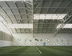 Image 1 of 22 from gallery of Aberdeen Sports Village / Reiach And Hall Architects. Photograph by Ioana Marinescu
