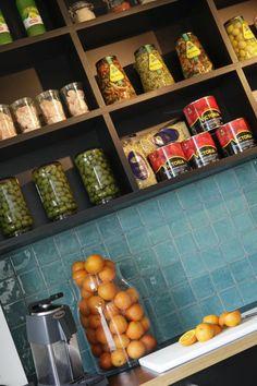 Cement tiles - Project Restaurant Mirabelle - Cafe - Restaurant