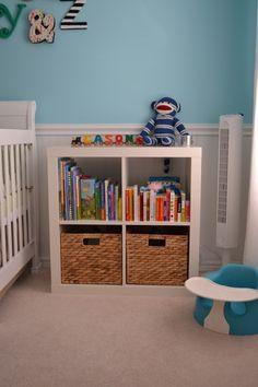 Quarto de bebê colorido: 25 lindas ideias! : Mil dicas de mãe
