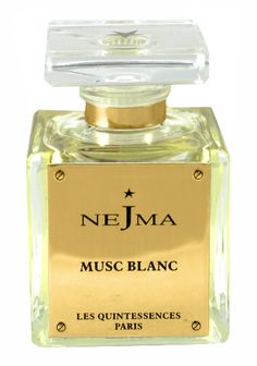 Musc Blanc Nejma perfume - a new fragrance for women and men 2014