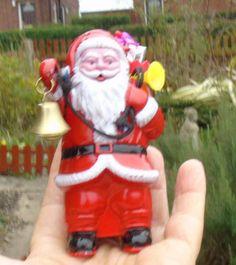 Windproof novelty Santa lighter
