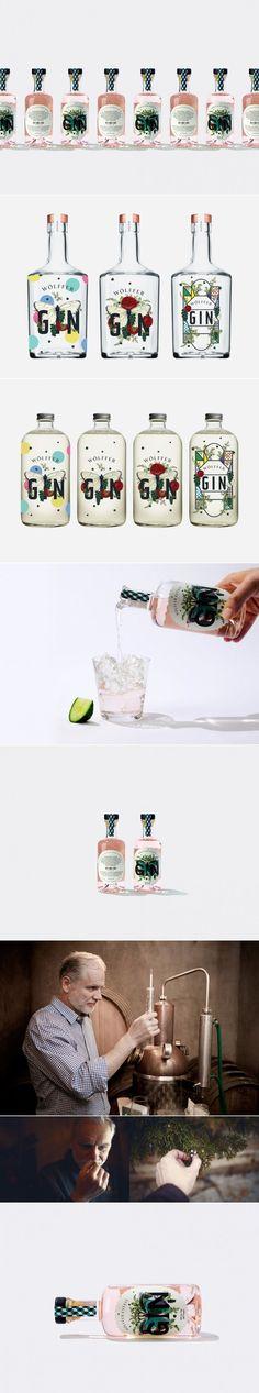 How Extraordinary Wolffer Estate Pink Gin got its Extraordinary Packaging — The Dieline   Packaging & Branding Design & Innovation News