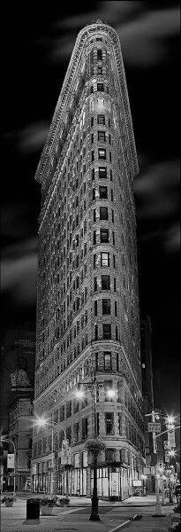 Peter Lik. The Flat Iron building