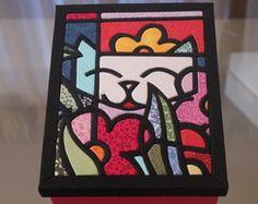 Caixa Patch Embutido O Gato