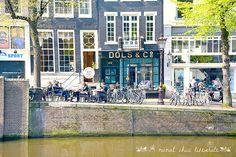 Amsterdam - brunch in the sun www.aruralchiclifestyle.com Amsterdam Travel, Trips, Brunch, Sun, Viajes, Traveling, Travel, Solar