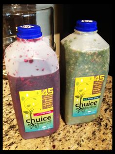 fitbelle - blog - Don't Judge the Chuice By Its Color... LOVE this stuff!