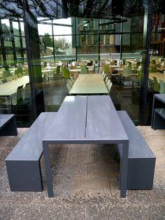 Groove Table U0026 Bench   Jennifer Newman Studio Ltd Amazing Ideas