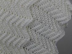 This listing is for The Pure Love Baby Blanket Crochet PATTERN #608 ***This is a CROCHET PATTERN only...NOT a finished product*** Baby boys AND baby girls would love this super soft and fluffy baby blanket. It is made to be airy, yet cozy warm. The yarn used, and stated in the