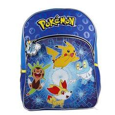Pokemon X Y Chespin Fennekin Froakie Kid 16