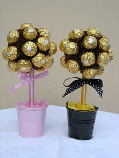 Mini Ferrero Trees