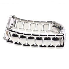 "EBEL-Diamond-Bezel-MOP-Diamond-Dial-Beluga-Woman's-Watch-was-$5799-LADIES WATCH Measure: 6.75""L x 0.12""H x 1.25""W"