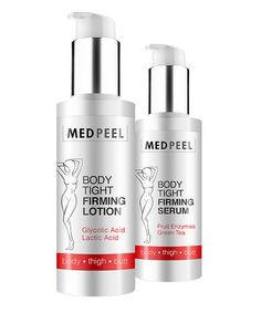 Another great find on #zulily! Body Tight Firming Kit by MedPeel #zulilyfinds