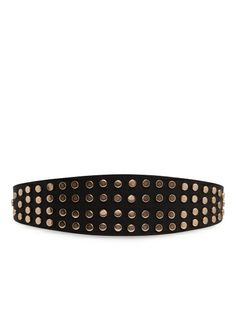 MANGO - Studded waist belt