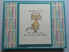 giggle greetings stampin up - Google Search