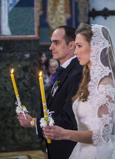 El 'sí, quiero' de los príncipes Mihailo y Ljubica, protagonistas de la primera boda real de Serbia en décadas - Foto 4