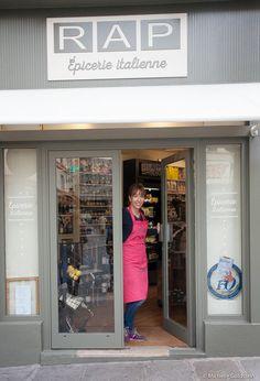 RAP épicerie italienne 4 rue Flechier Paris 9 - notre dame de lorette