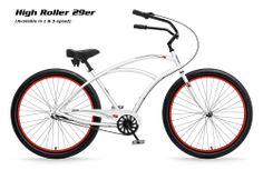 Leather Saddle Bags  Army Beach Cruiser  Pinterest  Bicycles Felt And Sad