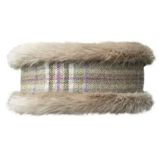Luxury Beige and Spring Tweed Headband from Annabel Brocks. Using a luxurious beige faux fur combined with spring coloured tweeds, this stunning combination can be worn by any age and suits most skin tones. Spring Green, Spring Colors, Equestrian Style, Equestrian Fashion, Lilac, Purple, Spring Has Sprung, Tweed, Spring Fashion