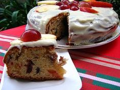 Costa Rican Desserts, Yummy Cakes, Cheesecake, Muffin, Pudding, Sweets, Baking, Fruit, Breakfast