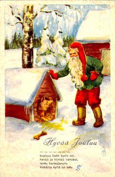 MARIANNE TELEGIN (TRYGG) - sulo heinola - Picasa-verkkoalbumit Vintage Christmas Cards, Finland, Painting, Art, Picasa, Art Background, Painting Art, Kunst, Paintings