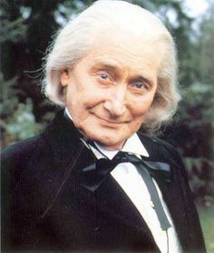 Richard Hurndall played the role of the first Doctor in the Doctor Who 25th anniversary special 'the Five Doctors' to replace William Hartnell, who had died in 1975. It's originally planned that, to explain why the first Doctor looked different from the original actor, he is an android clone who'll assist 'his' other selves.