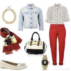 Casual+|+Women's+Outfit+|+ASOS+Fashion+Finder