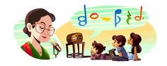 Ibu Saridjah Niung (Ibu Sud), thank you for your love and passion of the children education and art in Indonesia. Thank you for composing beautiful songs for the children. Google Doodles, Google Anniversary, Waitangi Day, Birthday Dates, Today In History, Beautiful Songs, Kids Education, Independence Day, Happy Mothers Day
