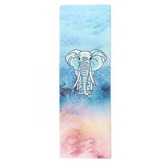 Seatopia Extra Thick Suede Yoga Mat 72X24 Inch Breathe Fr...