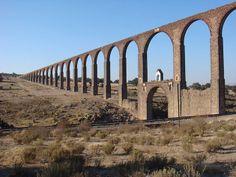 Acueducto del Padre Tembleque, Tepeyahualco, Hidalgo. Foto: Emilio García