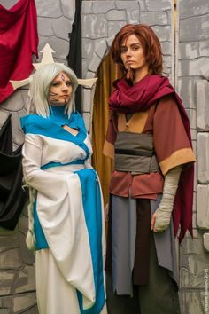 Avatar Wan & Raava - Alex Suvorkin(Ran) Wan Cosplay Photo - Cure WorldCosplay