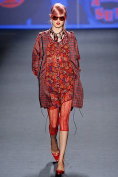 Anna Sui Spring 2013 RTW Collection - Fashion on TheCut