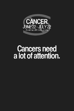 Cancer is a challenging disease because it can be fatal. Whether you're dealing with your own cancer or somebody else's, you may be having a hard time accepting the diagnosis. Cancer Zodiac Facts, Cancer Traits, Cancer Horoscope, Cancer Quotes, Cancer Moon, Horoscopes, Pisces, Cancer Astrology, Zodiac Cancer