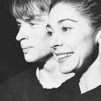 Rudolf Noureev et Margot Fonteyn - Photo : Freddy Warren