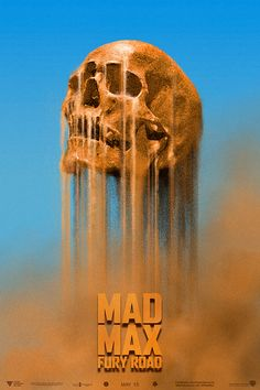 Poster Posse's next digital art show is for the Warner Bros' movie Mad Max: Fury Road .Check out the first batch of Mad Max Fury Road art posters. Mad Max Fury Road, Best Movie Posters, Movie Poster Art, Poster S, Mad Max Poster, Mc Bess, The Road Warriors, Cinema Tv, Plakat Design