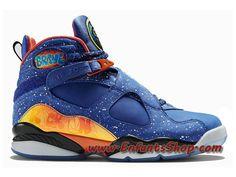 newest 15cbb 2e860 Air Jordan 8 Retro Chaussures Jordan Officiel Pas Cher Pour Homme  Doernbecher 729893-480 Chaussures