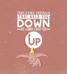 Dumbo Quotes Pinpau Cazares On Quotes  Pinterest