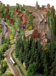 350 Best HO Trains images in 2018 | Model train layouts