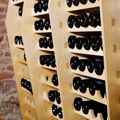 Diy Wine Racks The wine lovers We show you how to make a wine rack from recycled bits of wood and some dowel in this DIY project We are going to make this magnificent