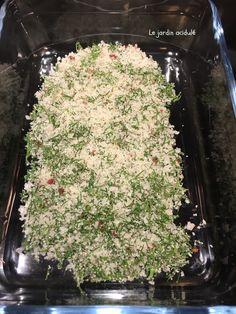 Saumon gravlax - saumon cru mariné à la suédoise. - LE JARDIN ACIDULÉ Celery, Entrees, Diet Recipes, Buffet, Grains, Rice, Keto, Vegetables, Comme
