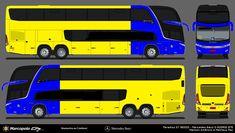 Onibus Marcopolo, Buses, Paper, Design, Busses