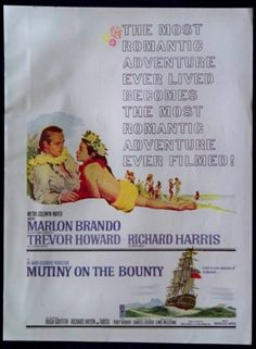 Mutiny On The Bounty Magazine Ad 1962 Marlon Brando | eBay